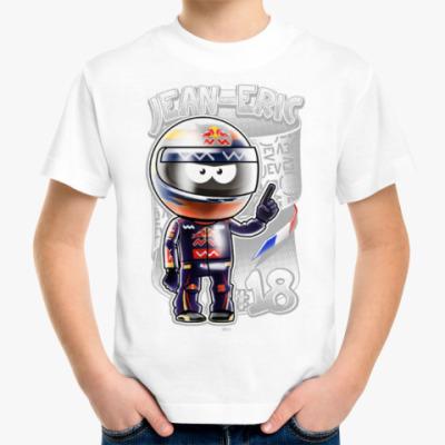 Детская футболка Jean-Eric № 18