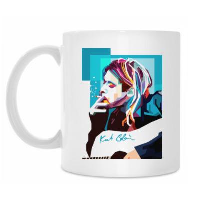 Кружка Kurt Cobain