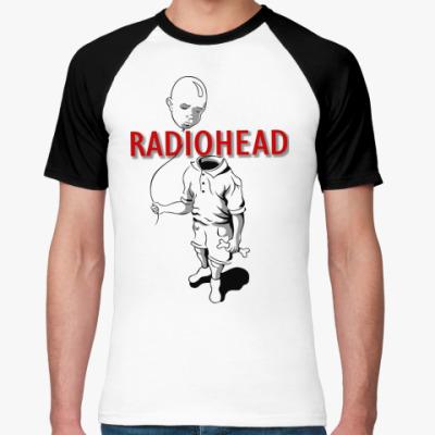Футболка реглан Radiohead