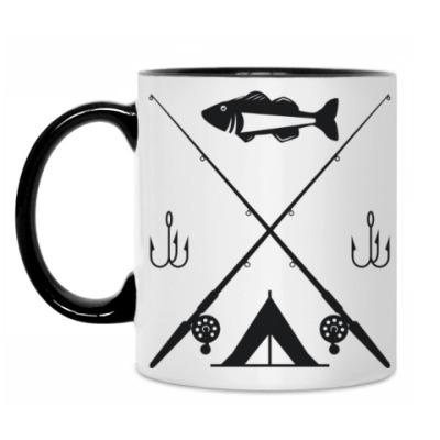 Кружка Рыбак