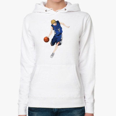 Женская толстовка худи Баскетбол Куроко
