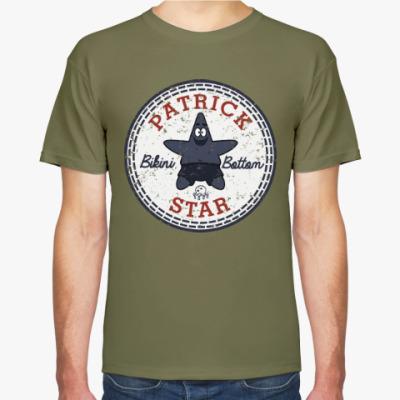 Футболка Patrick Star