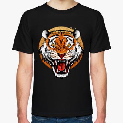 Футболка Бенгальский Тигр