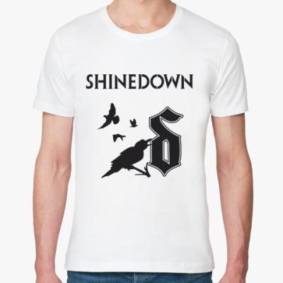 Футболка из органик-хлопка Shinedown