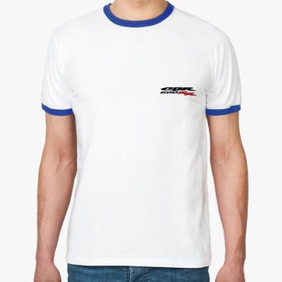 Футболка Ringer-T CBR600RR