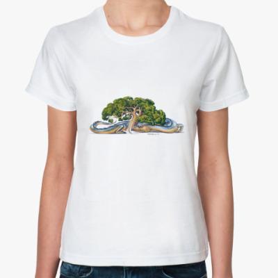 Классическая футболка Dragon Argo