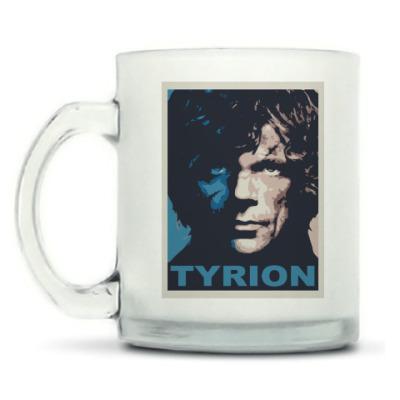 Кружка матовая Тирион