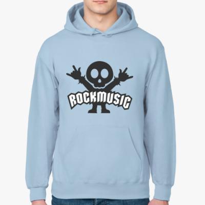 Толстовка худи Rockmusic