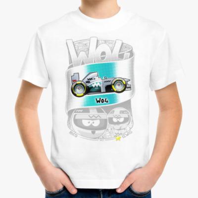 Детская футболка W04 '13