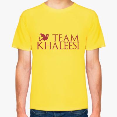 Футболка Команда Кхалиси