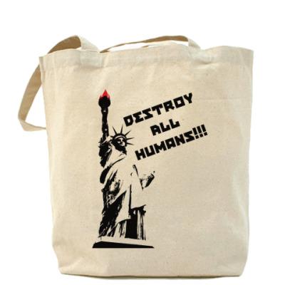 Сумка Холщовая сумка LIBERTY
