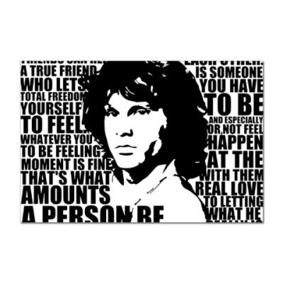 Наклейка (стикер) Morrison