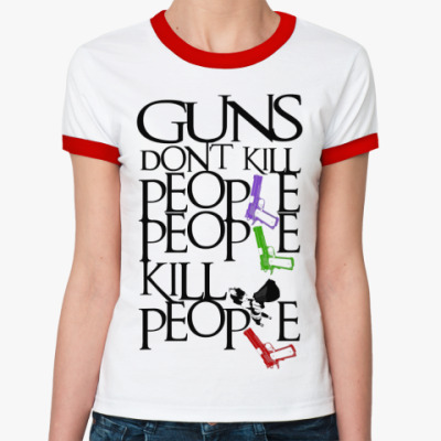 Guns don't kill Ring-Tж(б/к)