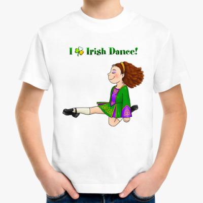 Детская футболка Reel girl