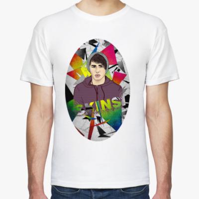 Футболка Мужская футболка ROMA SKINS