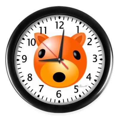 Настенные часы Белка Фотя
