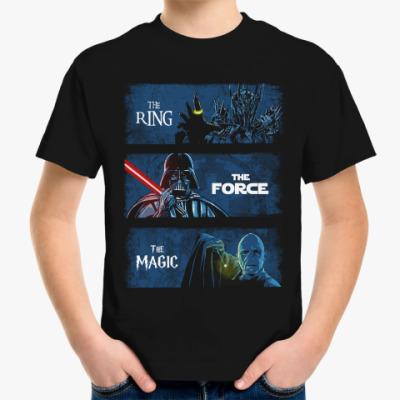 Детская футболка Темный Лорд