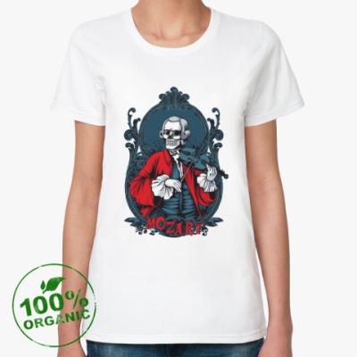 Женская футболка из органик-хлопка Mozart