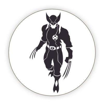 Костер (подставка под кружку) Wolverine