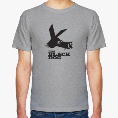 Футболка The Black Dog (две стороны)