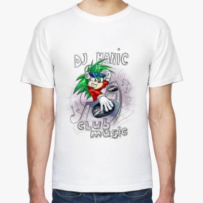 Футболка DJ Manic