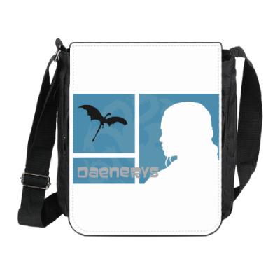 Сумка на плечо (мини-планшет) Daenerys