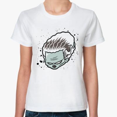 Классическая футболка Невеста Франкенштейна