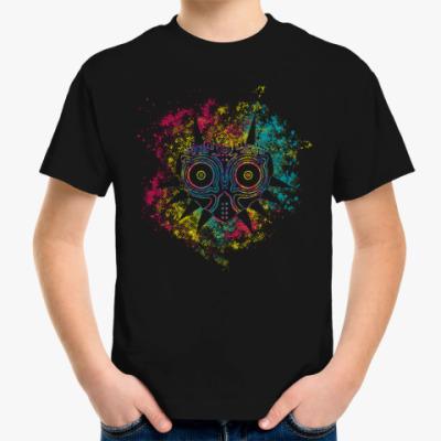 Детская футболка Маска Маджоры
