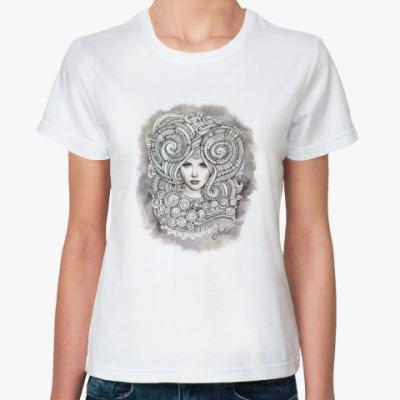 Классическая футболка 'Овен'