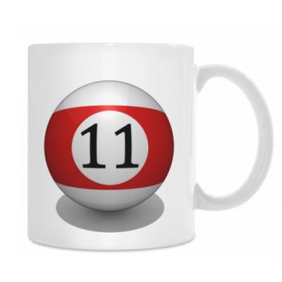 'Бильярдный шар 11'