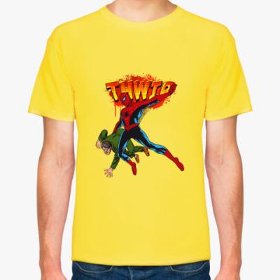 Футболка Thwip (Amazing Fantasy 15, Spider-man)
