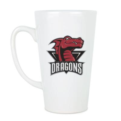 Чашка Латте Драконы Таргариен