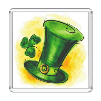 Магнит  'Irish Hat'