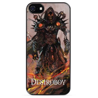 Чехол для iPhone World of Warcraft Warlock