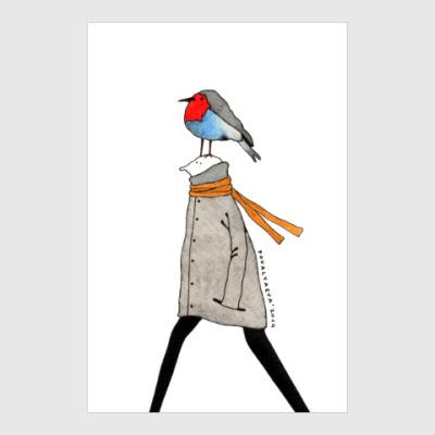 Постер Robin & Robin