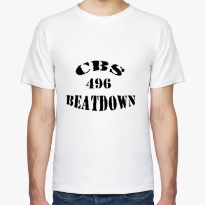 Футболка CBS