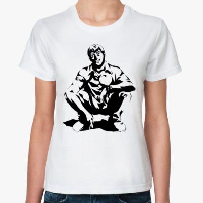 Классическая футболка  GTO