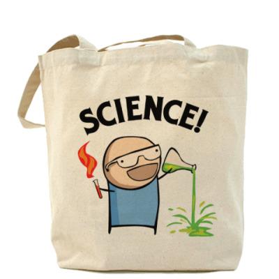 Сумка Science! Ботан