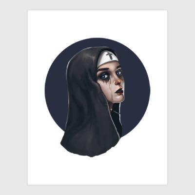 Постер Дьявольские Монашки: Похоть