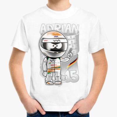 Детская футболка Adrian № 15