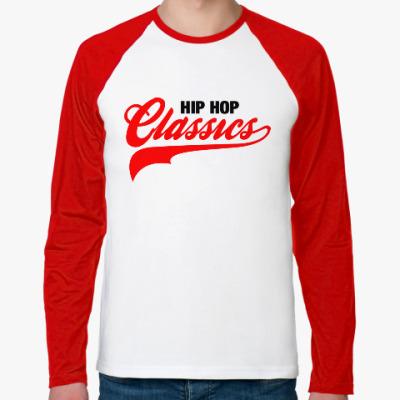 Футболка реглан с длинным рукавом Hip Hop Classics