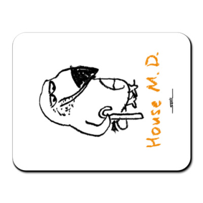 Коврик для мыши «House M.D.»