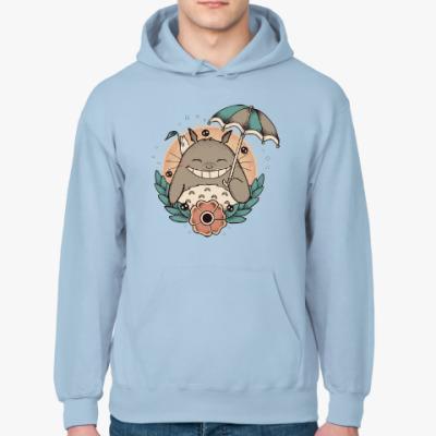Толстовка худи Smile Totoro