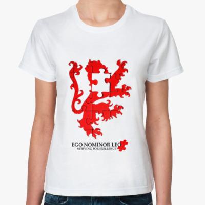 Классическая футболка Перфекционизм