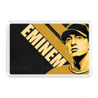 Магнит Eminem, Slim Shady