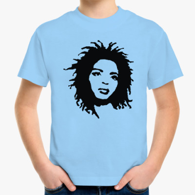 Детская футболка Lauryn Hill