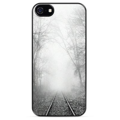 Чехол для iPhone Туман