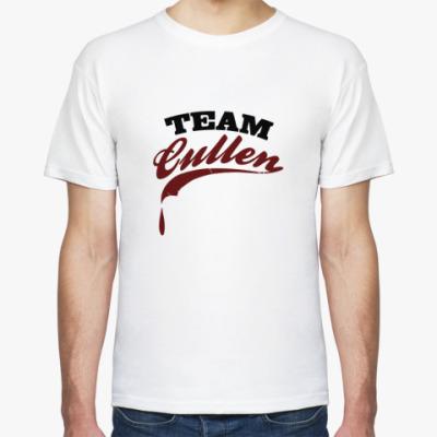 Футболка Team Cullen