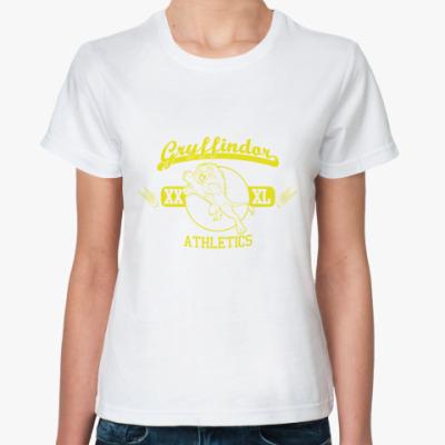 Классическая футболка Gryffindor Жен