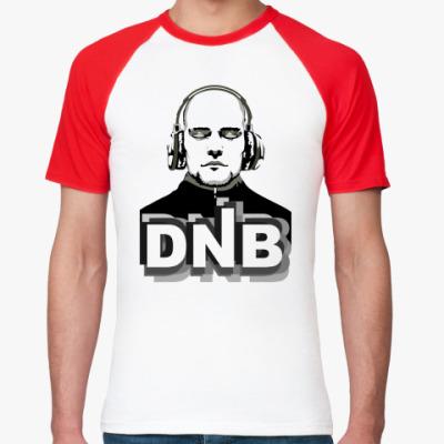 Футболка реглан DnB